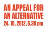 """An Appeal for an Alternative"""