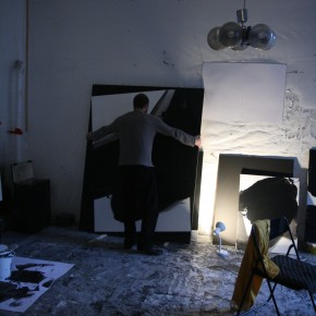 Áron Baráth Studio, Photo ©Dora Csala, Budapest, 2010.
