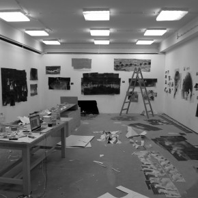 Open Studio: Shandor Hassan (US)