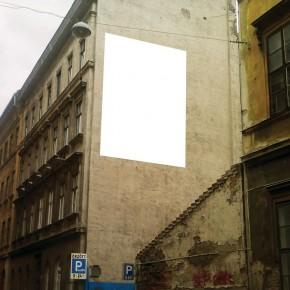 köztéri installáció helye: Végre tanulhatunk valamit