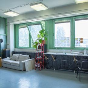 CALL for artists: Igor Metropol Studio available for autumn 2021